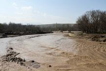 سیلاب محور بیرجند - سه قلعه را بست