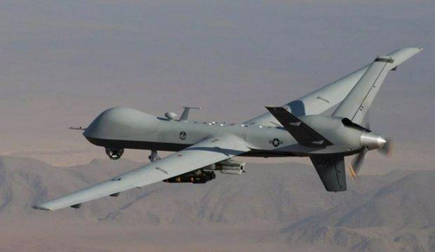 پهپاد آمریکایی در شمال بغداد سقوط  کرد