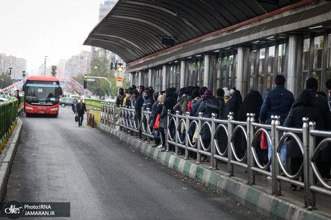 افزایش کرایه اتوبوس و مترو منتفی شد