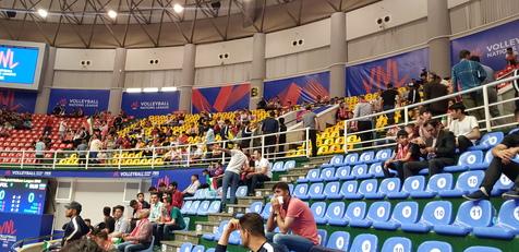 هفته سوم لیگ ملت های والیبال/ حاشیه های دیدار تیم ملی والیبال ایران و کانادا + عکس و فیلم