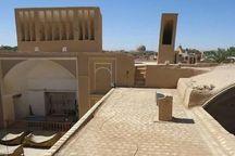 بام بناهای بافت تاریخی اردکان بهسازی شد