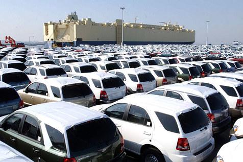 تازه ترین نرخ خودروهای خارجی در بازار + جدول/18 آبان 98
