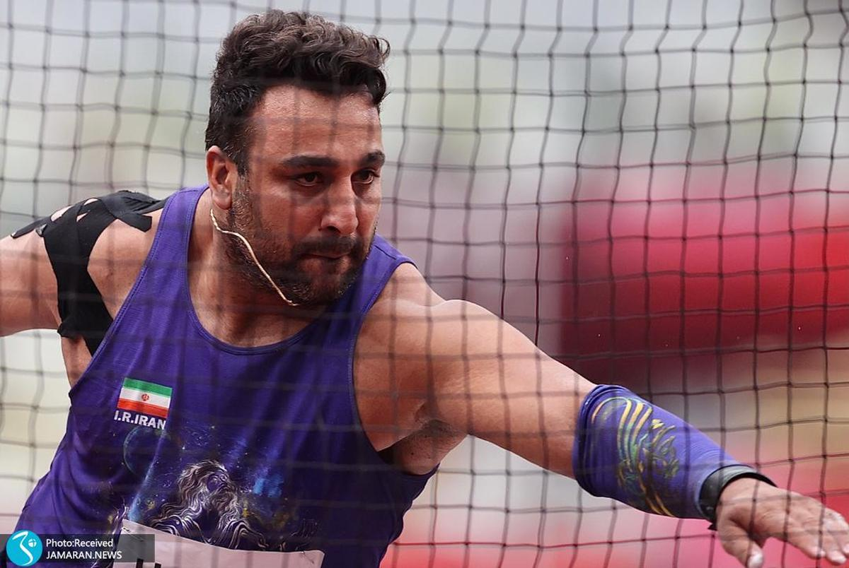 احسان حدادی بعد از ناکامی در المپیک: ناراحت نیستم!