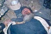 تصویری از لحظه دستگیری صدام