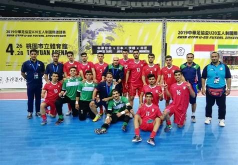 بازیکنان دعوت شده به اردوی تیم ملی فوتسال زیر ۲۰ سال مشخص شدند