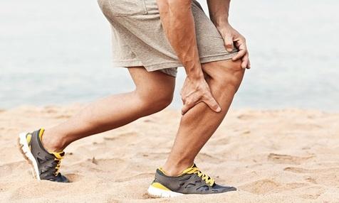 راه هایی برای درمان گرفتگی عضلات