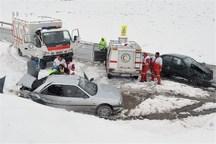 لزوم همراه داشتن تجهیزات زمستانه برای تردد در مناطق کوهستانی گیلان