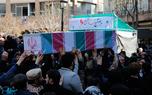 ورود پیکر پاک 167 شهید دفاع مقدس به میهن اسلامی