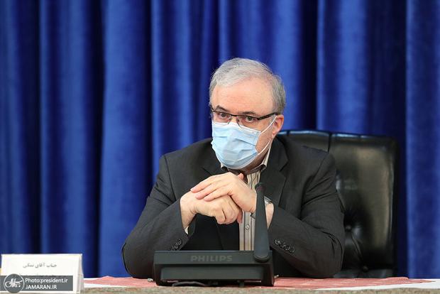 درخواست وزیر بهداشت از وزیر کشور برای توقف رفت و آمد به ترکیه