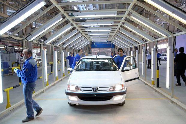 مدیرعامل ایران خودرو: کسری قطعات خودرو کاهش یافت