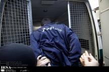 عامل تیراندازی در باغ پرندگان کرمانشاه دستگیر شد