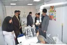 روستاییان زاوه خدمات رایگان سلامت دریافت کردند