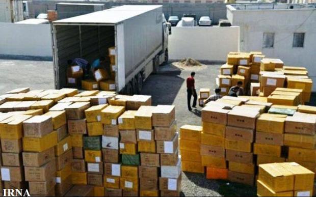 210میلیون ریال کالای قاچاق در سراوان کشف شد