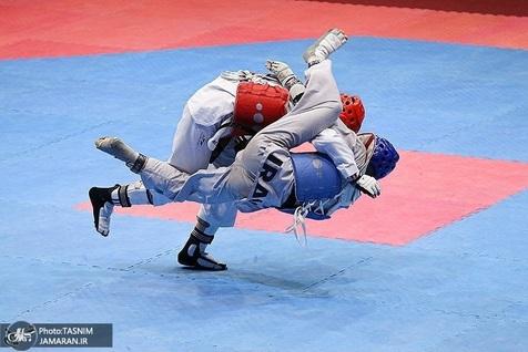 رنکینگ المپیکی تکواندوکاران اعلام شد