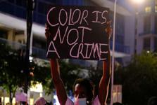 یک حادثه نژادپرستانه جدید و زشت در آمریکا