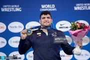 ساروی: انتظار چنین طلایی را در المپیک داشتم/ یوسفی: مادرم را خوشحال ترین زن کره زمین کردم +عکس و ویدیو مراسم اهدای مدال