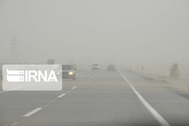 گردنههای خراسان شمالی مهگرفته و لغزنده است