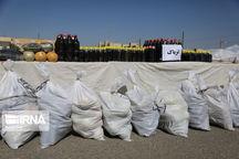 ۲۳۶ کیلوگرم موادمخدر در یزد کشف شد