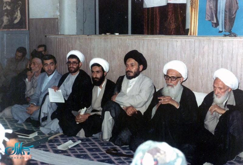 شهید آیت الله اشرفی اصفهانی به روایت تصویر