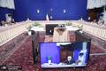 نشست رییس جمهور با جمعی از فعالان سیاسی، 31 فروردین 1400