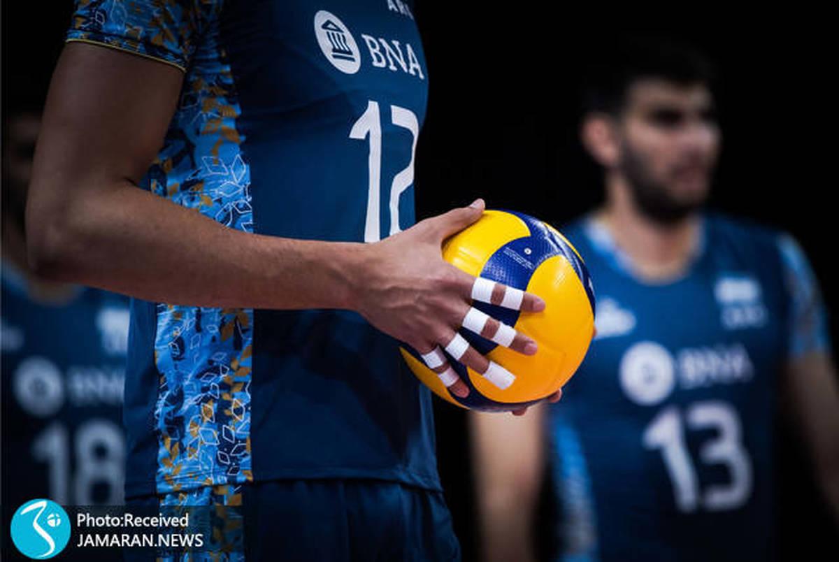 میزبانی مسابقات والیبال قهرمانی آسیا ۲۰۲۳ به ایران رسید