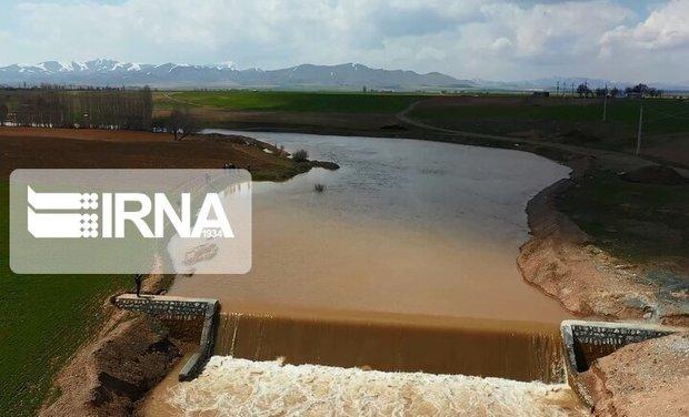 ۱۹ سازه آبخیزداری در کردستان احداث شد