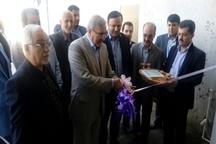 واحد صادراتی سپهر ایرانیان کاسپین در منطقه آزاد انزلی به بهره برداری رسید