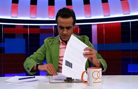 رونمایی علی کریمی از برنامه های انتخاباتی