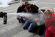کشته شدن 5 کشاورز هوادار رئیس جمهور سابق بولیوی+تصاویر