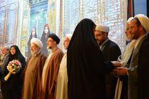 حافظان قرآن کریم آستان عبدالعظیم(ع) تجلیل شدند