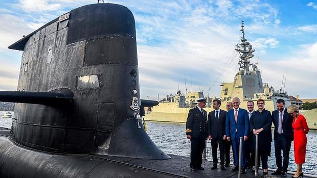 آمریکا روابط اروپا و استرالیا را تیره کرد