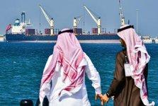 انفجار یک نفتکش یونانی در  بندر الشقیق عربستان