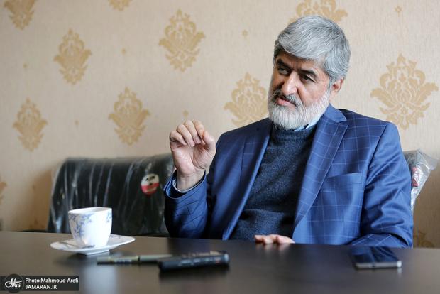 نظر علی مطهری در مورد ادعای اخیر ترامپ علیه ایران: توهین به ملت عراق است