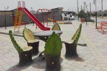 پارکهای محلهای روستاهای گناوه تعطیل شد