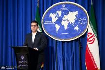 سخنگوی وزارت خارجه: ایرانِ با اصالت، اسارت پذیر نیست