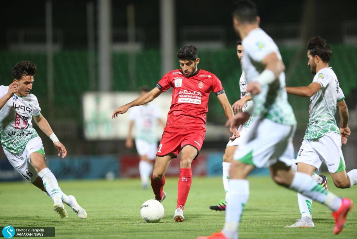 بهترین های هفته بیستم لیگ برتر فوتبال