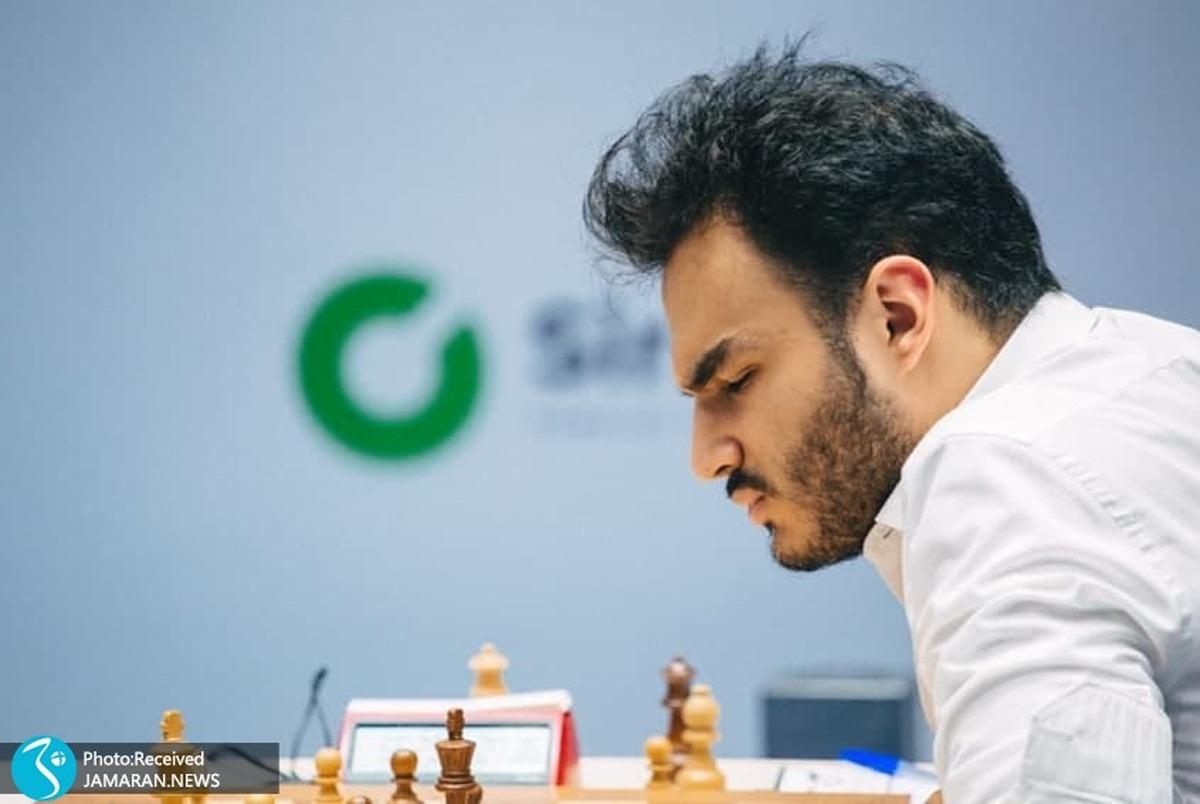 طباطبایی تست دوپینگ داد/ مقصودلو: در عمر شطرنجی ام چنین چیزی ندیده ام!