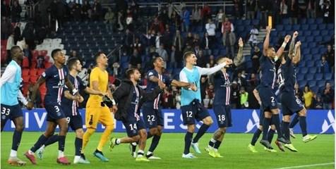 پاری سن ژرمن قهرمان لیگ کاپ فرانسه