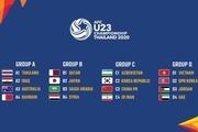 برنامه و نتایج کامل رقابت های فوتبال انتخابی المپیک 2020 توکیو + جدول