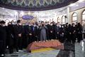 تشییع و اقامه نماز بر پیکر استاد شجریان در تهران