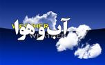 گزارش وضعیت آب و هوای کشور/23 تیر 99