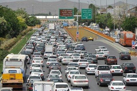 آخرین وضعیت جوی و ترافیکی جادههای کشور در بیست و یکم تیرماه ۹۸