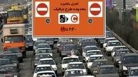 اجرای طرح ترافیک در تهران ادامه دارد