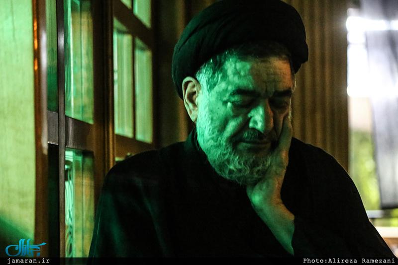 عزاداری اباعبدالله الحسین(ع) در حسینیه دارالزهرا