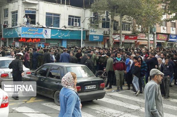 دستگیری دو نفر سرگروه اغتشاشات اخیر در گلستان