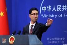 چین: آمریکا کرونا را سیاسی نکند