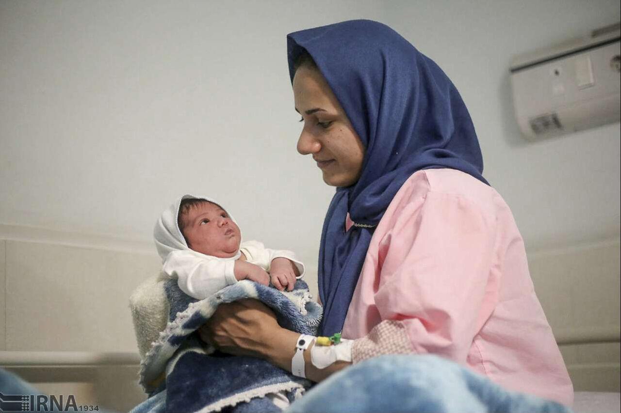 ابتلای ۳۳ مادر و نوزاد خراسان شمالی به کرونا