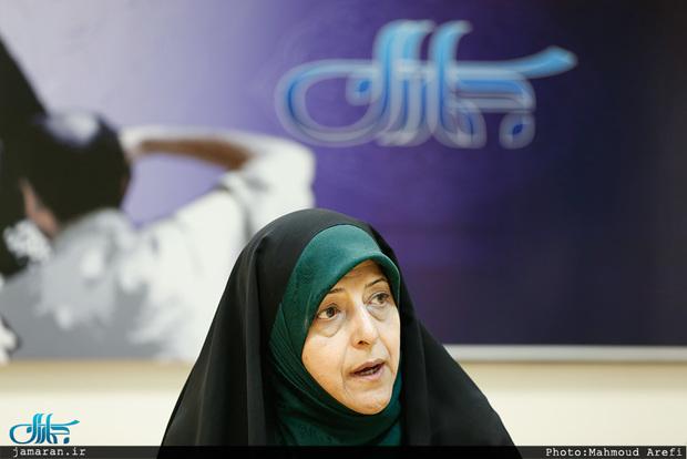 معصومه ابتکار: فعلا برای حضور در انتخابات برنامهای ندارم