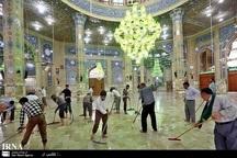 198مسجد جنوب خراسان رضوی برای استقبال از ماه رمضان آماده شد