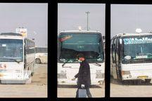 جابجایی مسافر در استان اردبیل ۷۵ درصد کاهش یافت